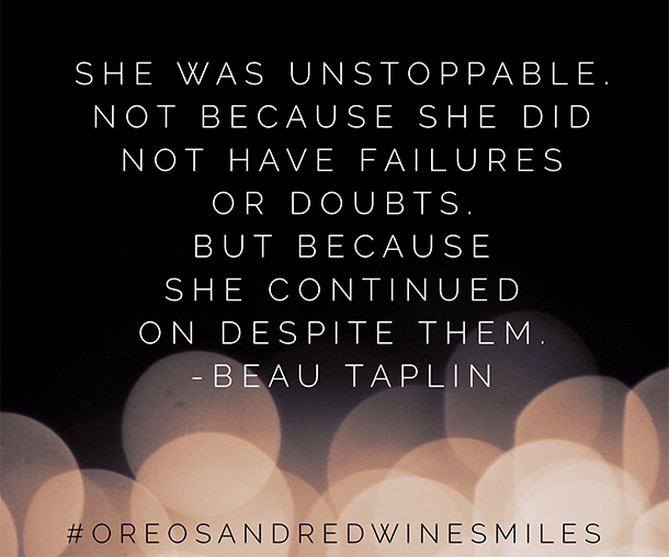 quote it wednesday she was unstoppable whitney hoy