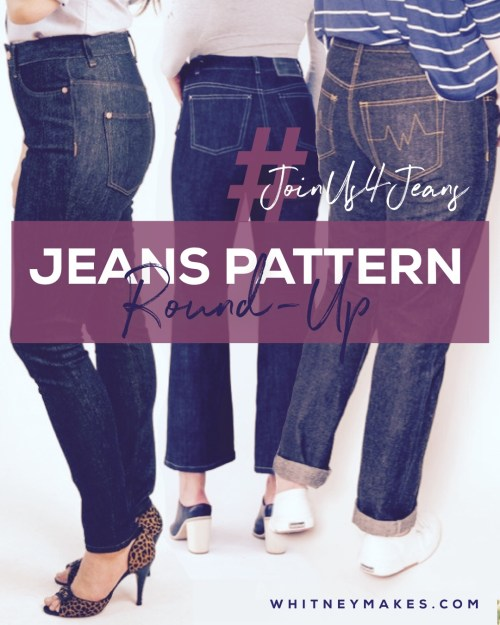 b349fcdf14 If you've been thinking about sewing jeans, this is the perfect opportunity  to get cracking and level up your sewing ...