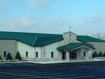 New Building – 2003