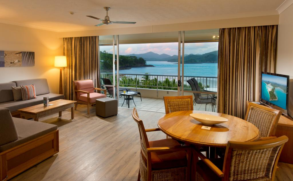 Whitsunday Apartments Hamilton Island Accommodation