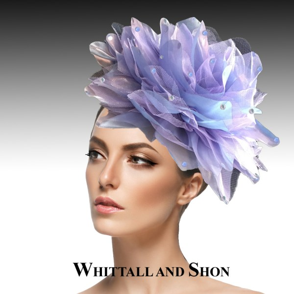 Fa1705- Ian Fascinator - Whittall & Shon