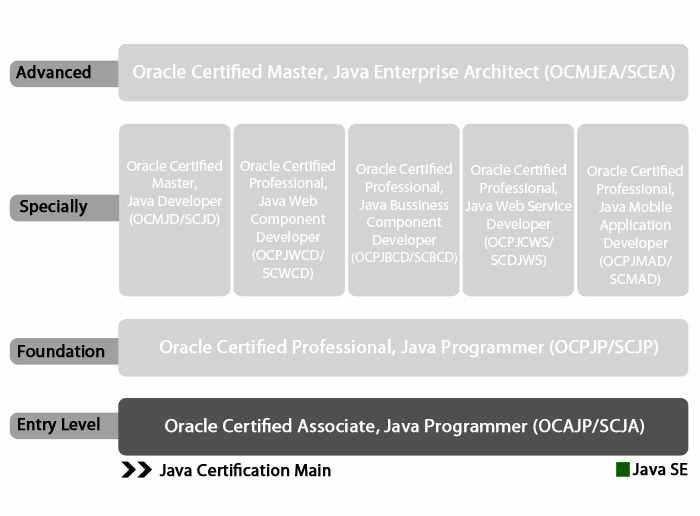 OCAJPSCJA 8 Exam OracleSun Certified Java Associate