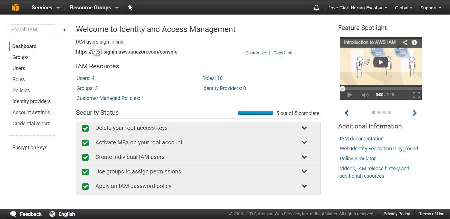 Define Security Management