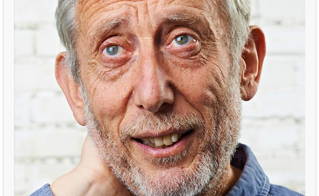 Celebrating World Poetry Day 2018 With Michael Rosen S