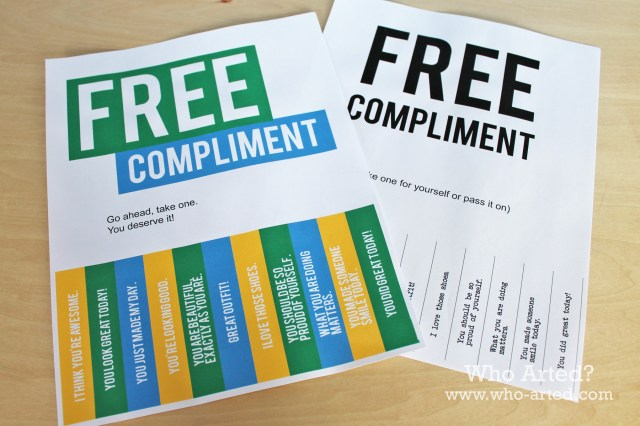 Free Compliments Flyer 02