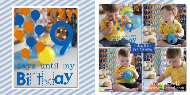 2011 Birthday Countdown 09