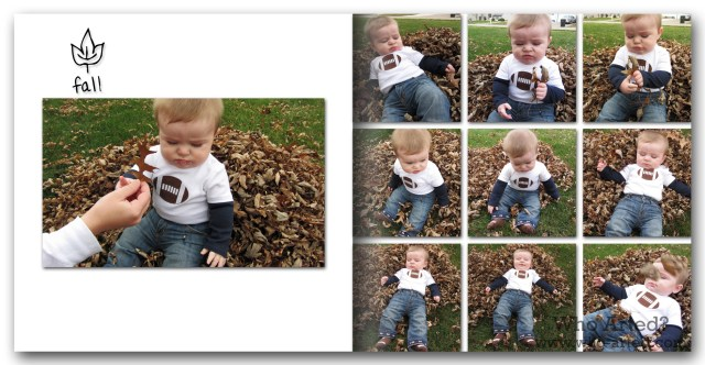 Baby Book Ideas Seasons