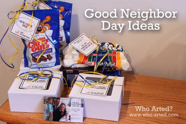 Good Neighbor Day 000