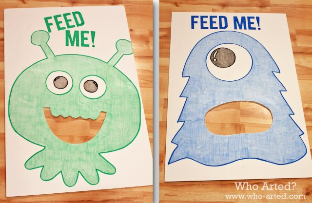 Feed the Monster 04