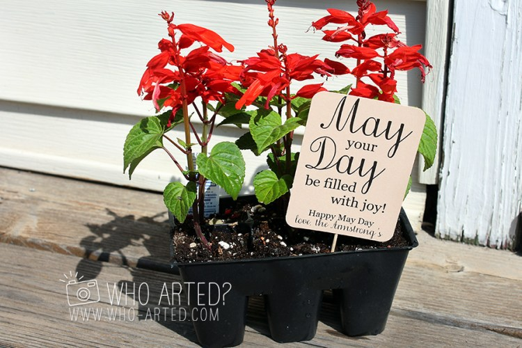 May Day Free Tags Who Arted 03