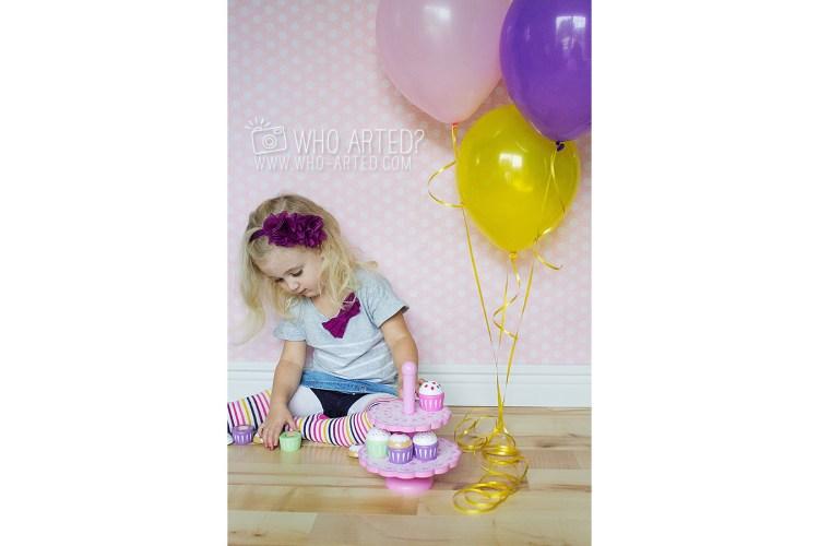 Birthday Mini Session