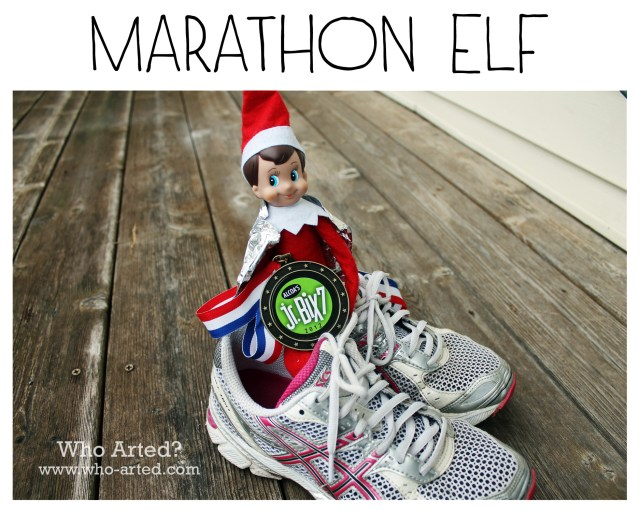 Elf on the Shelf, Day 5