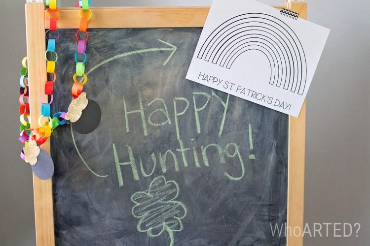 Rainbow Color Hunt 09