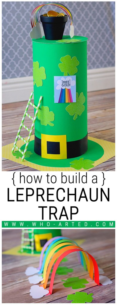 Leprechaun Trap 00 - Pinterest 01