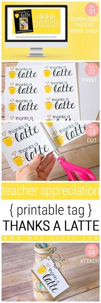 Teacher Appreciation Thanks a Latte - Pinterest 02