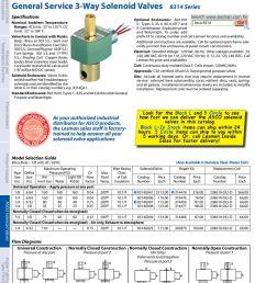 page 25 of asco solenoid valves asco 8314 3 wiring diagram 25 asco [ 900 x 1169 Pixel ]