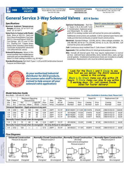 small resolution of page 25 of asco solenoid valves asco 8314 3 wiring diagram 25 asco