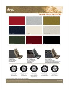also jeep wrangler color options by rh who sells it
