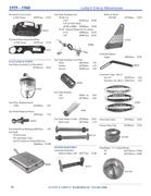 1959-1960 Impala parts by Lutty