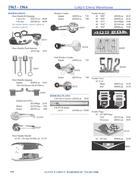 1963 chevy impala window parts in 1963-1964 Impala parts