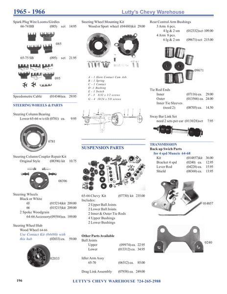 Page 29 of 1965-1966 Impala parts