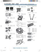 69 camaro doors in 1967-1969 Camaro parts by Lutty