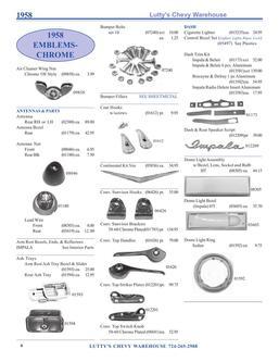 Lutty catalogs