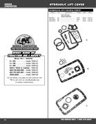 1953 ford tractor parts in 1939-64 Ford Tractors Parts by
