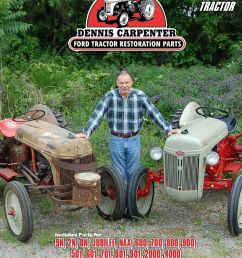 ford tractor restoration parts 2008 [ 900 x 1165 Pixel ]