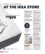 Ikea Catalogue 2009 sultan hasselback mattress ikea | best quality mattress design ideas