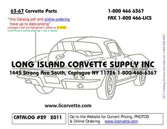 fül pump rebuild kit in 63-67 Corvette Parts 2011 by Long