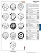 Wheels, Sprockets & Rotors 2013 by Harley Davidson