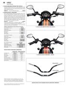 reach seat in Harley Davidson V-Rod Parts & Accessories