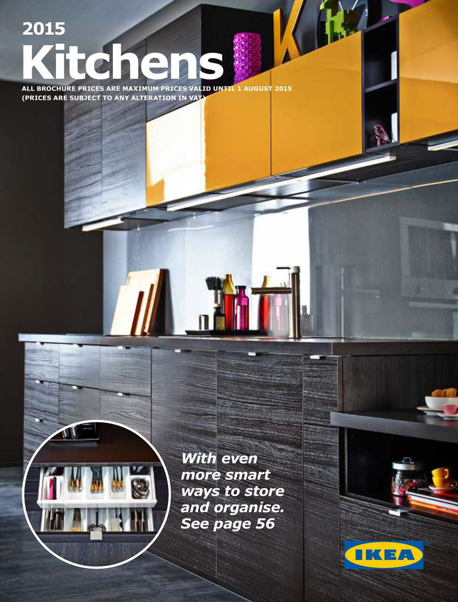 Kitchens Brochure 2015 By Ikea Ireland