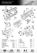 jaguar oil seals in The Difinitive E-Type Parts Catalogue