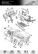 Body Panels: Jaguar Xjs Body Panels