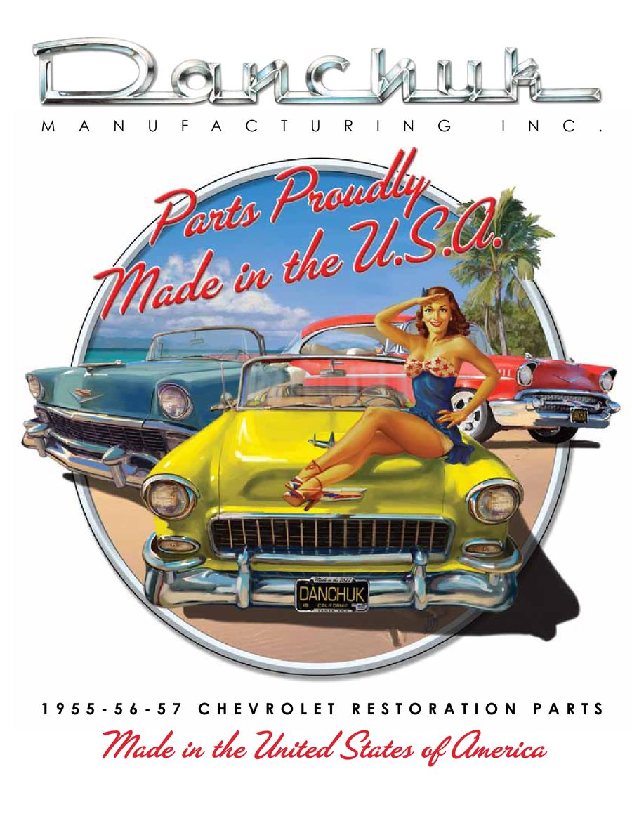 hight resolution of 55 chevy aftermarket fuse box