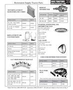 Case Tractor Parts by Restoration Supply Tractor Parts