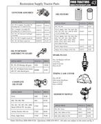 ford 4610 tractor parts in Ford Tractor Parts by