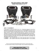 harley twin cam b engine cases in Jims Harley Performance
