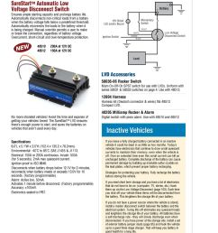 powermaster battery isolator wiring diagram wiring library d 275 master battery related products by cole hersee [ 900 x 1169 Pixel ]