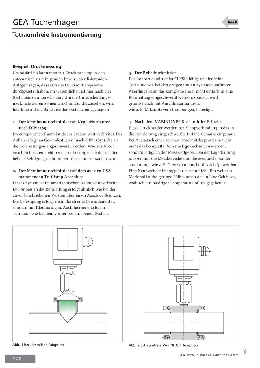 medium resolution of tuchenhagen valve 3 way diagram