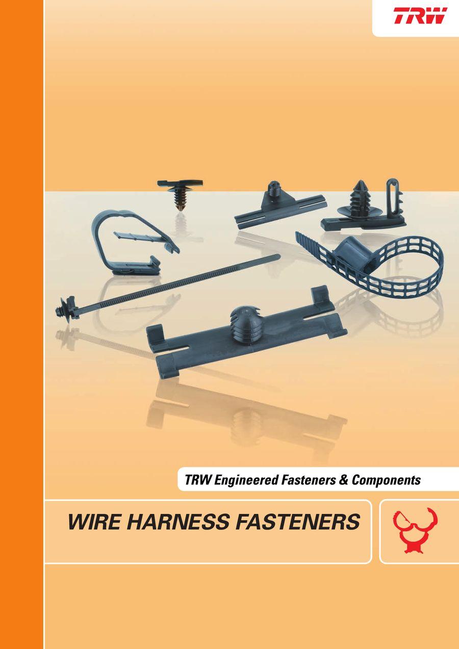 medium resolution of wire harnes fastener