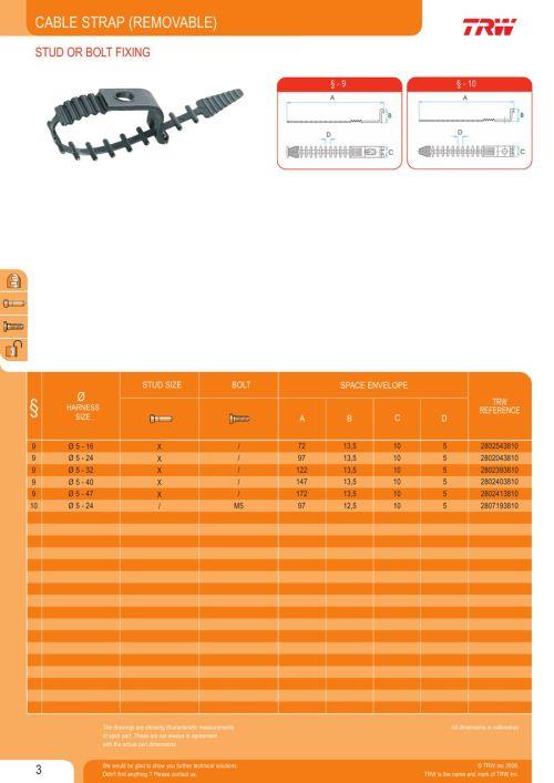 small resolution of wire harnes fastener
