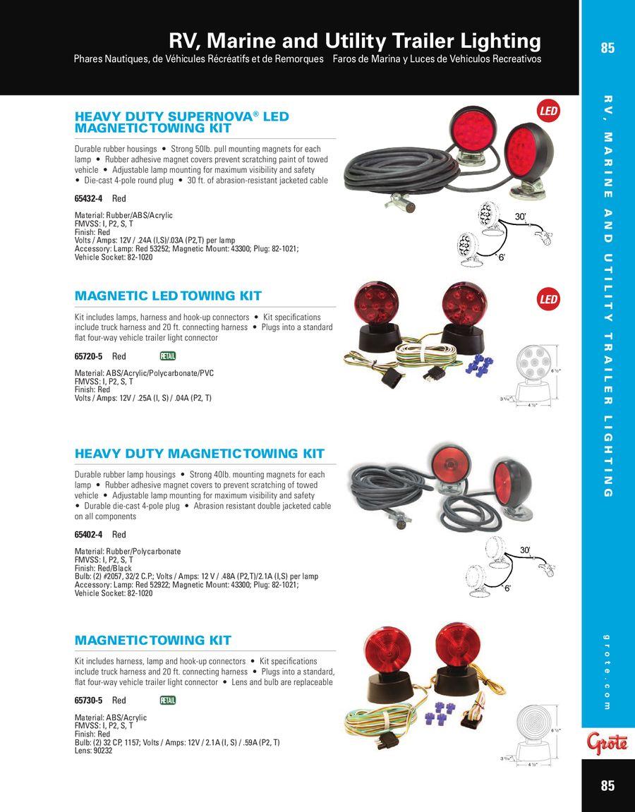 hight resolution of utility trailer wiring kit