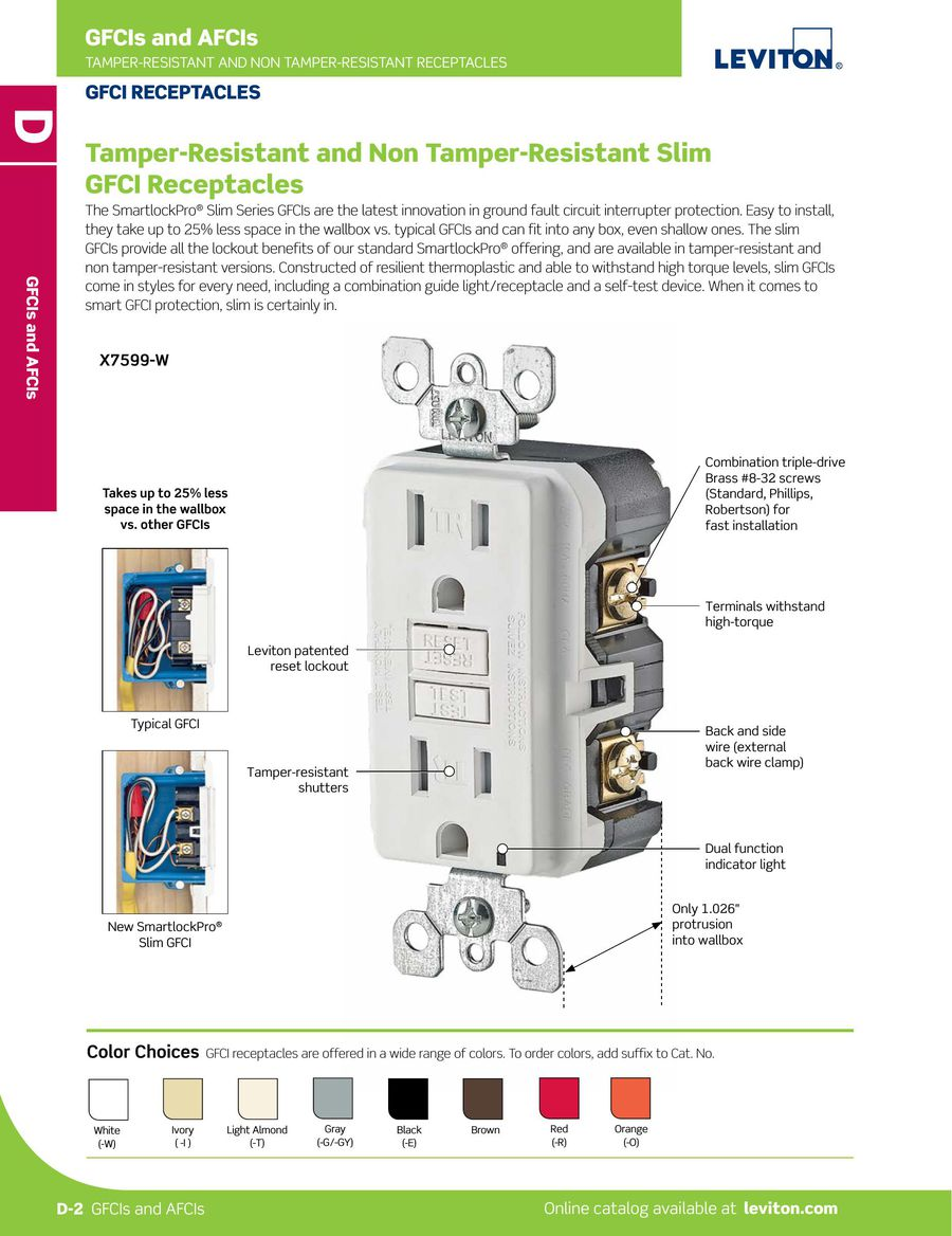 medium resolution of afci wiring symbol