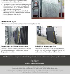 pentalift dock plate wiring diagram wiring diagrams schemapentalift vertical storing hydraulic dock leveler 2016 by pentalift [ 900 x 1164 Pixel ]