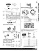 fuse box diagram in Mustang Parts and Accessories 2007 by