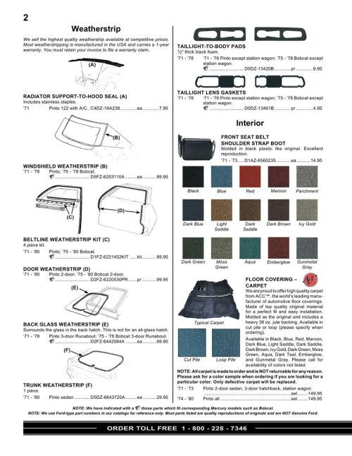 small resolution of 73 ford pinto ignition system wiring diagram