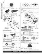 ford transmission parts diagram in 66-77 Early Ford Bronco